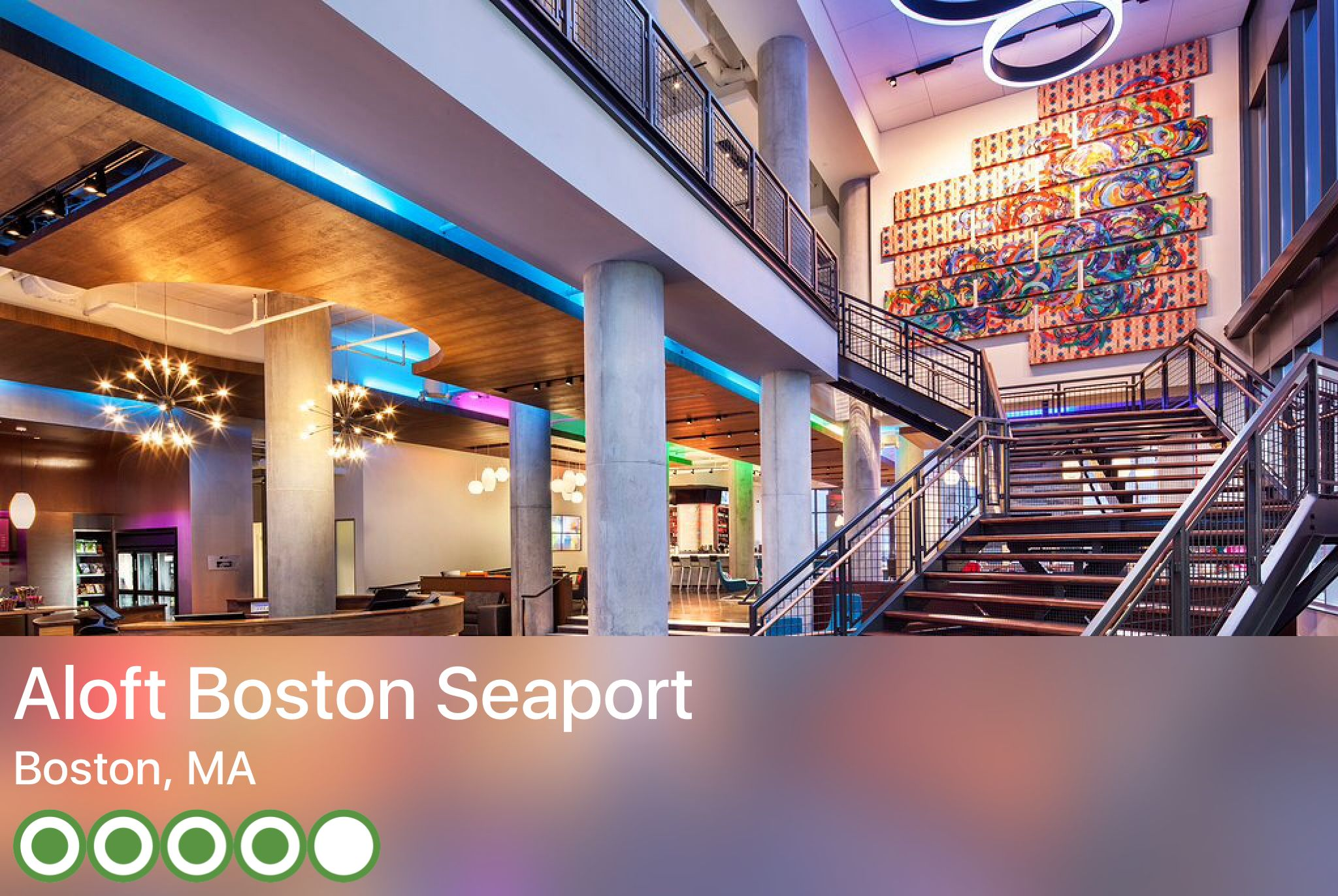 Enjoy Our One Of A Kind Boston Hotel With Gorgeous Views And Close Proximity To Delicious Cuisine Aloft Seaport Has It All