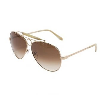 Givenchy Oculos De Sol Dourado - Forty Five Ten - Farfetch.   Suas ... 7ce18f5e1d