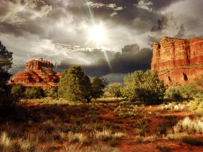 Sedona, Arizona. I absolutely loved it there! Would not mind going back...