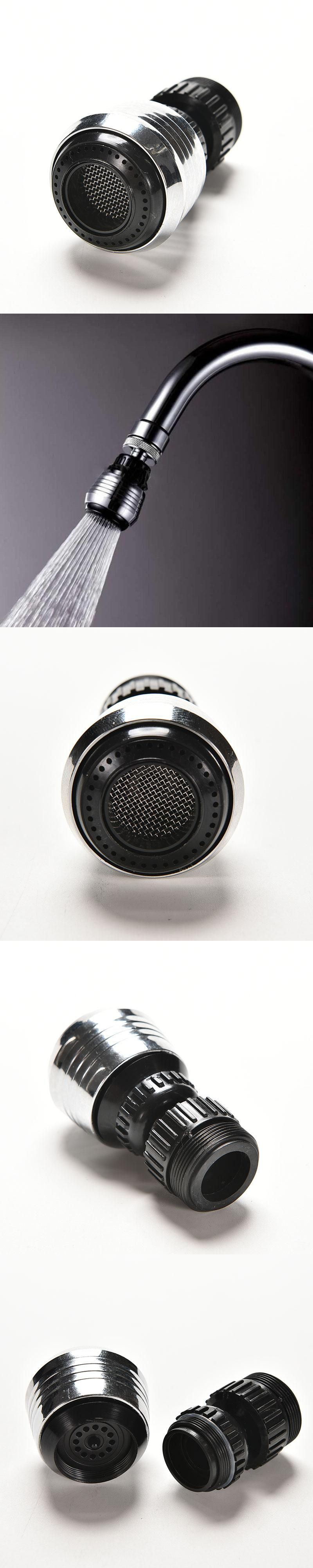 Faucet Aerator Water saving device For Home hotel 360 Degree Water ...