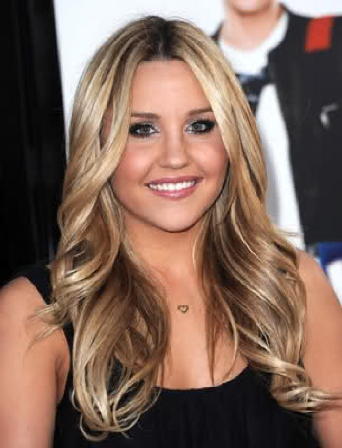 Amanda Bynes When She Still Had Her Pretty Dirty Blonde Haird