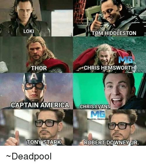 Memes De Thor Y Captain America Espanol Recherche Google Hemsworth Chris Hemsworth Memes Divertidos