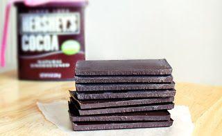 dark chocolate 17 day diet