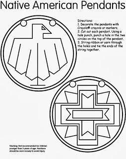 Native american symbols activity  symbolaktivität der amerikanischen ureinwohner  activité de symboles amérindiens  actividad de símbolos nativo...