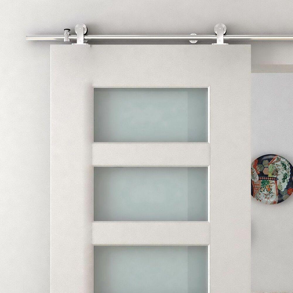 Turn Your Normal Door Into An Innovative Sliding Door All Hardware