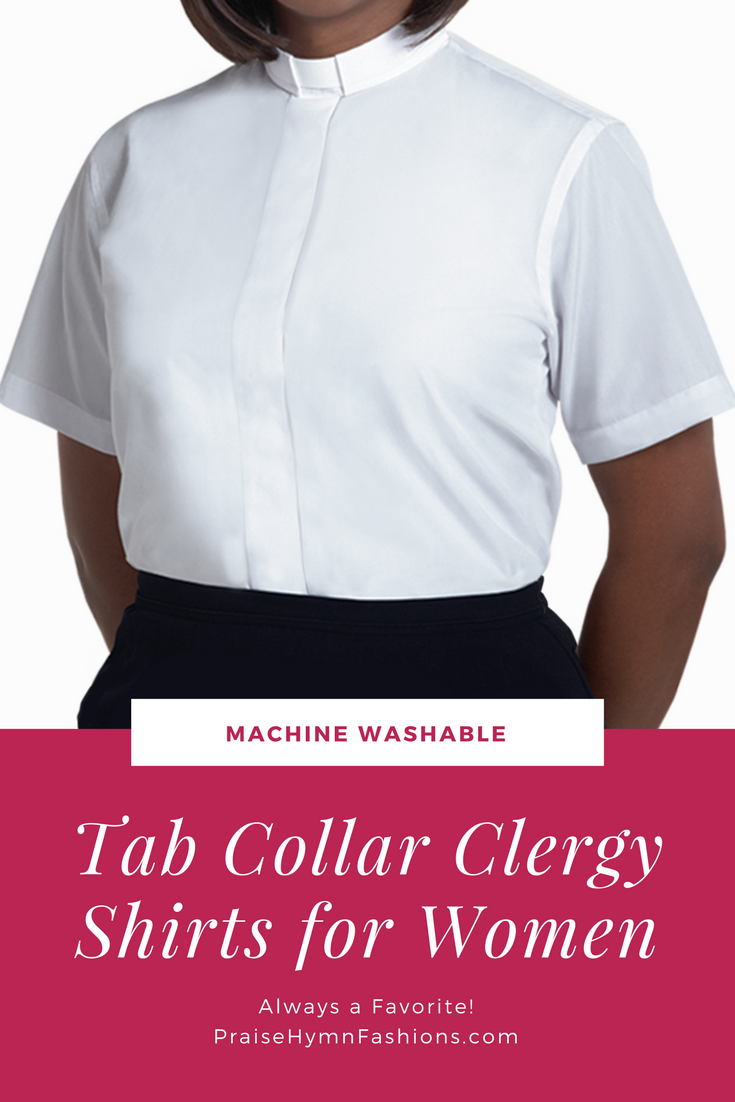 White Tab Collar Clergy Shirts Sw 102 A Favorite Clergy Shirt For