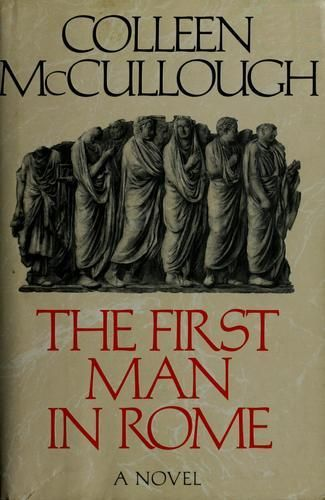 The first book in her Masters of Rome series