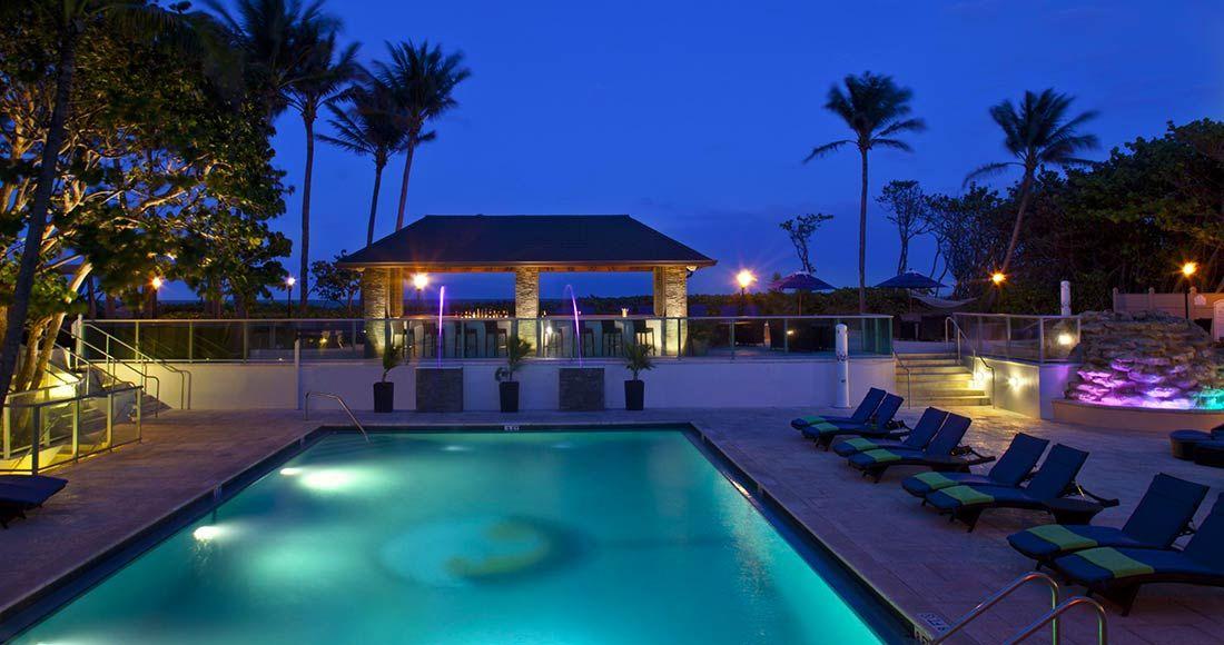 Jupiter Beach Resort Spa Palm Hotels Florida