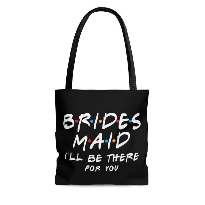 Friends Bachelorette Bags Friends Bridesmaid Tote Bridesmaid