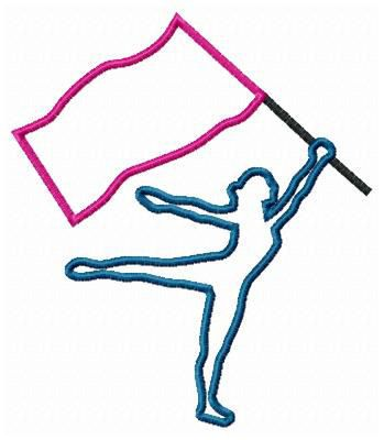 Clip Art Color Guard Clip Art 1000 images about color guard on pinterest