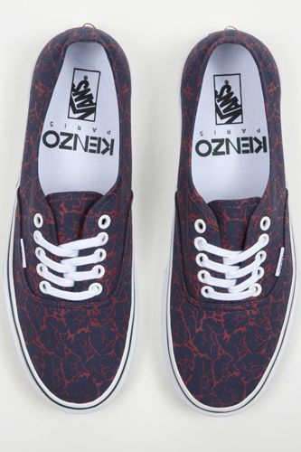 86e50bd2c5 Vans kicks into high fashion gear with a Kenzo collab Because I need  another pair of vans.
