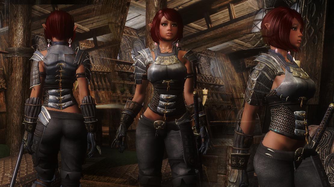 skyrim nexus armor female Google Search