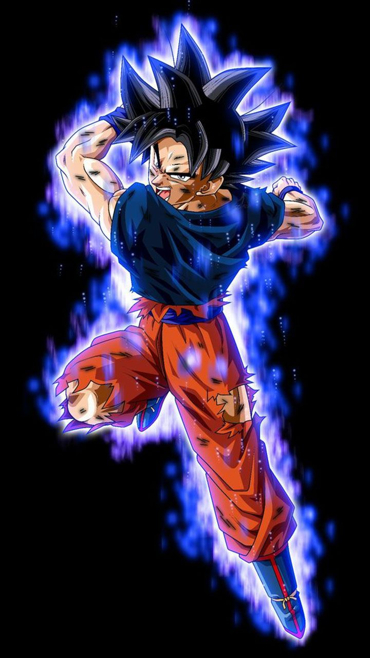 Goku Wallpaper 4k in 2020 Dragon ball super manga, Anime