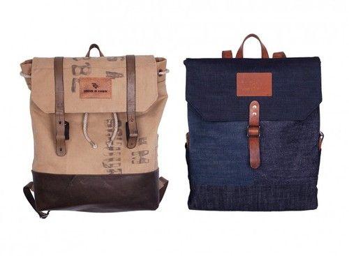 onlycoolstuff:  Atelier de larmee s/s 2013 bags