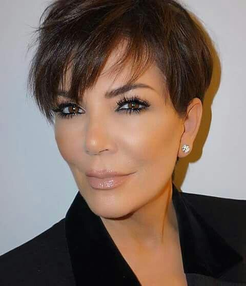 Lovely Bridal Look Make Up Hairstyles Web Www Elstile Ru: Kris Jenner In 2019