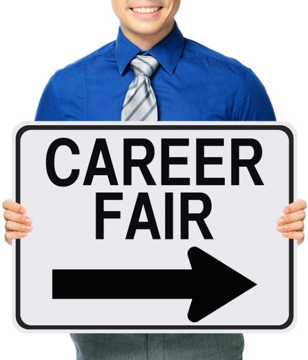 networking at a career fair objective is not to get a job
