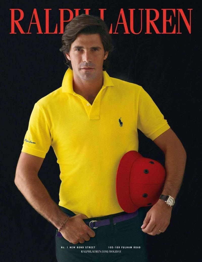 Polo Muse Nacho Figueras For Ralph Lauren Revisited Ralph Lauren Ralph Preppy Men