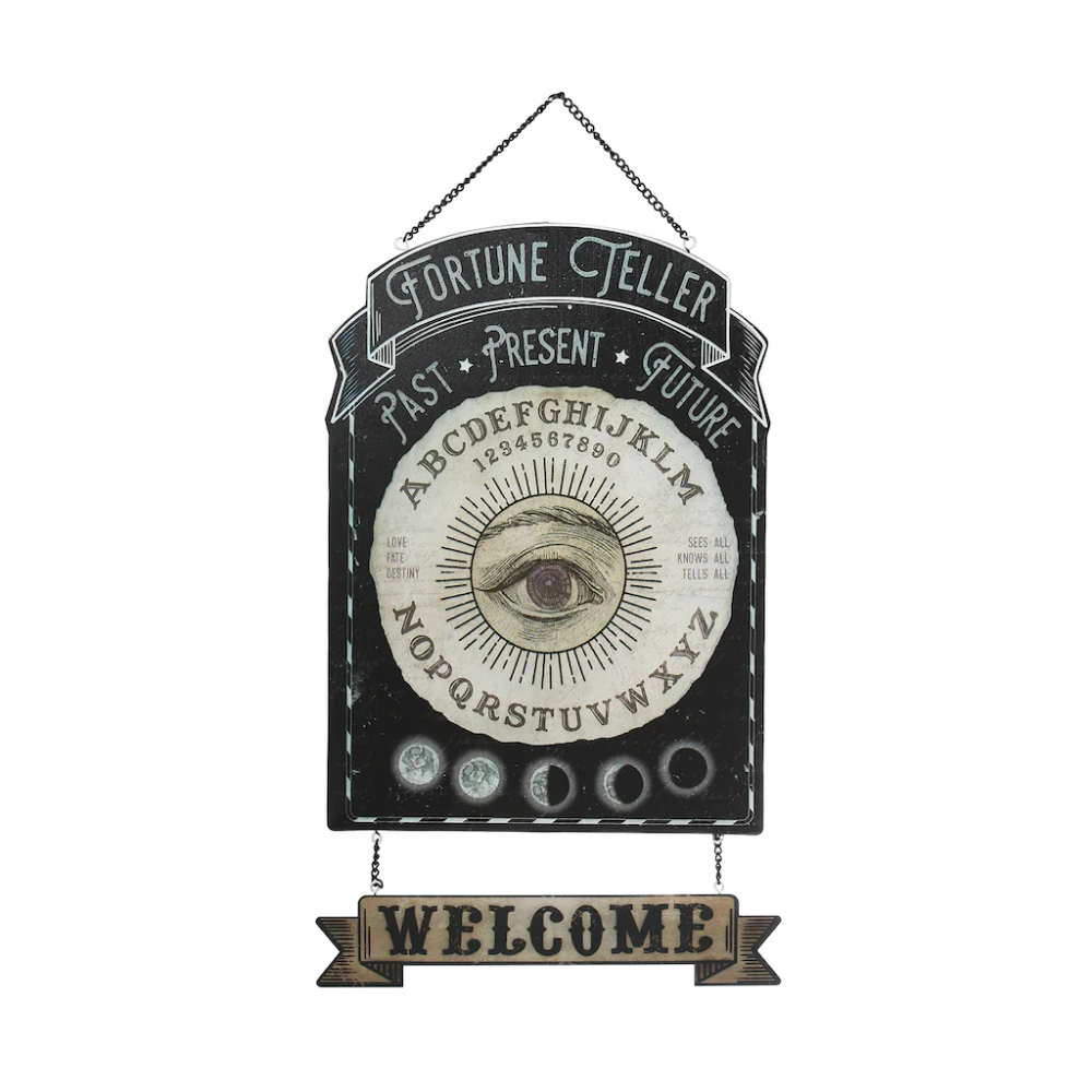 Fortune Teller Eye Wall Sign by Ashland® in 2019