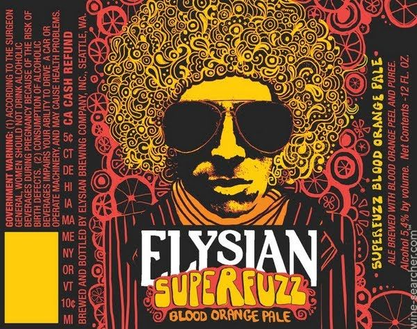 bière elysian super fuzz - Recherche Google