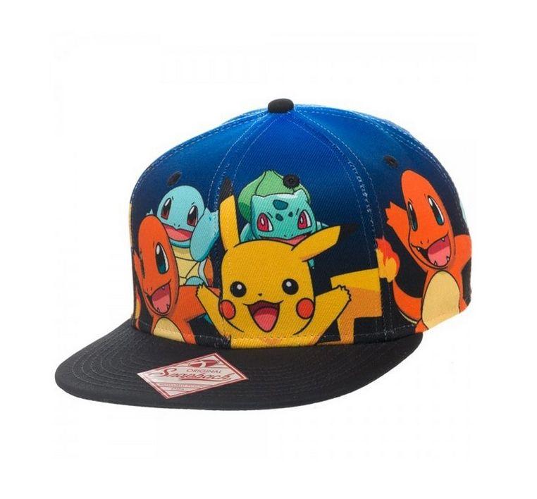 Pokemon Hats. Pokemon Hats Pikachu ... 53697f66180e
