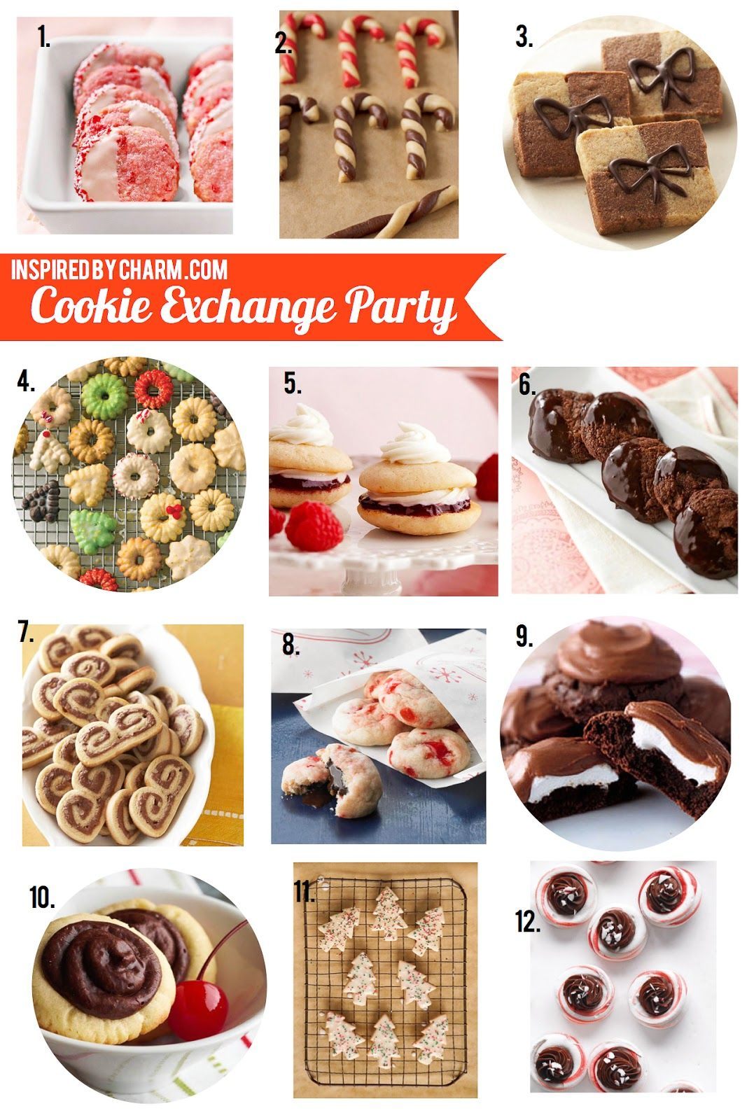 Host a Cookie Exchange Party Gallery