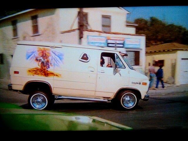 Cheech Chong Van Tv Cars Cars Movie Famous Vehicles