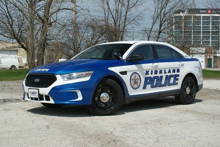 Kirkland Il Pd 2014 Ford Police Interceptor Ford Police Police