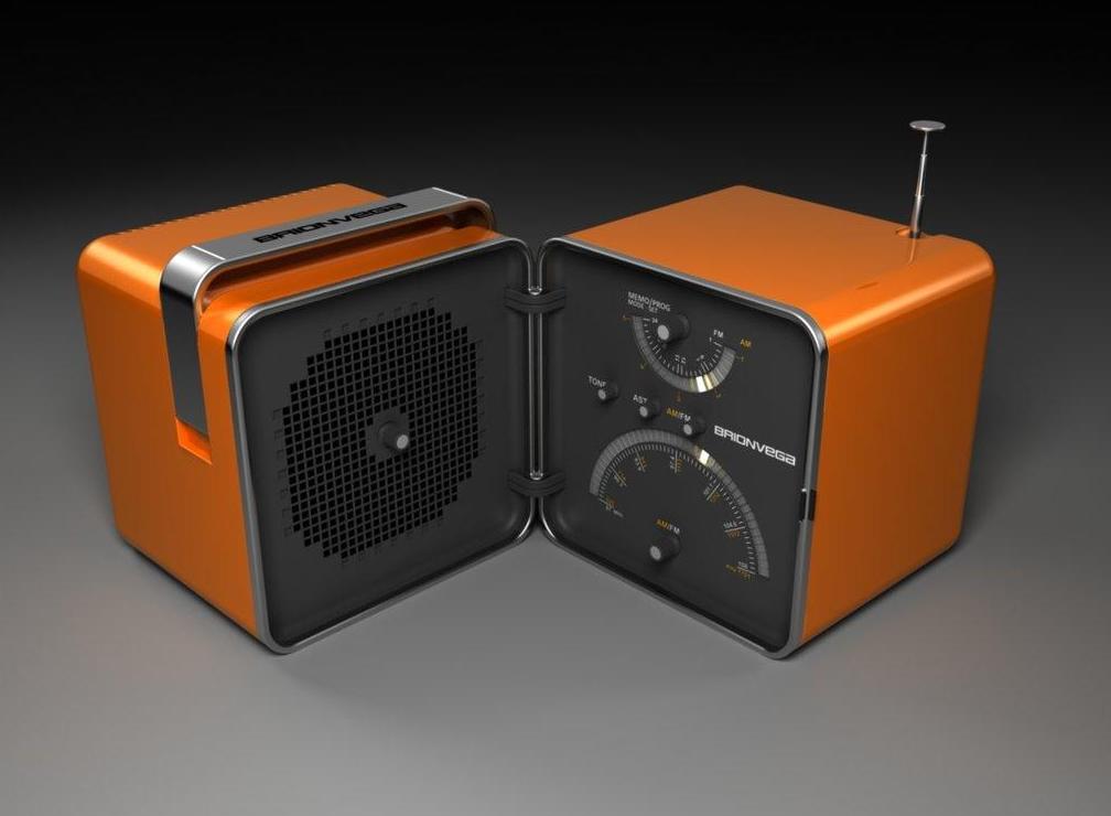 "Brionvega TS 522 ""Cube"" Radio | Space Age | Pinterest | Cube, Radios ..."
