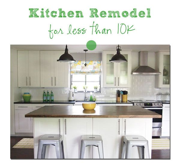 DIY Projects Kitchens, Farm house and Diy kitchen remodel