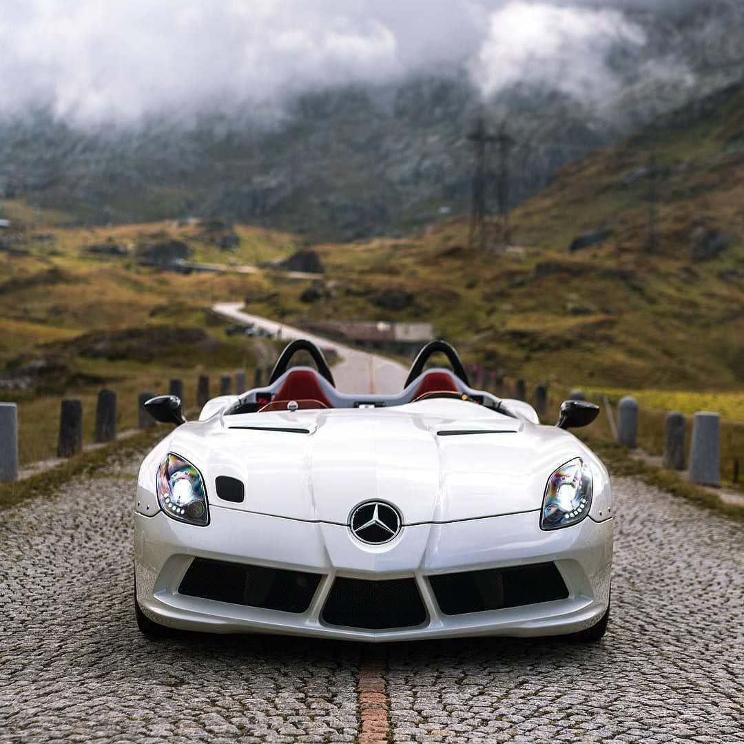 Mercedes Benz Slr Mclaren Stirling Moss 1 Out Of 75 V8