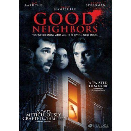 Good Neighbors Dvd Walmart Com In 2020 Good Neighbor Scott Speedman Cool Things To Buy