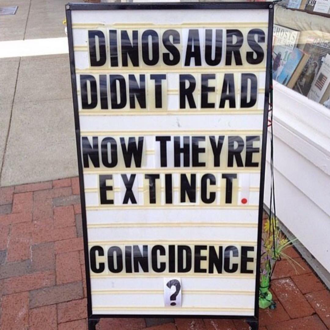Exceptional Haha Dinosaursny Reading Quotesny Book Pin By Evelin Raju On Bookish Pinterest Library Library Book Ny Quotes Ny Book Quotes