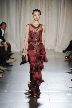 Marchesa Spring Summer Ready To Wear 2013 New York