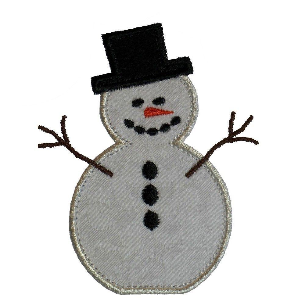 Free Snowman Applique Patterns   Free snowman quilt patterns and ...