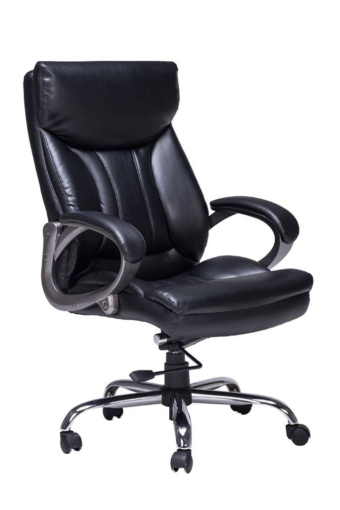 Viva Office Latest Thick Padded Chair High Back Bonded Leather