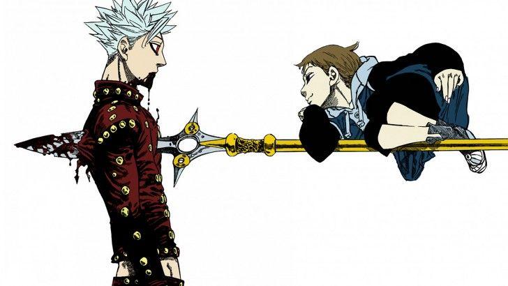 Nanatsu No Taiza Ban King Seven Deadly Wallpaper Hd 9101 Seven Deadly Sins Anime Anime Seven Deadly Sins