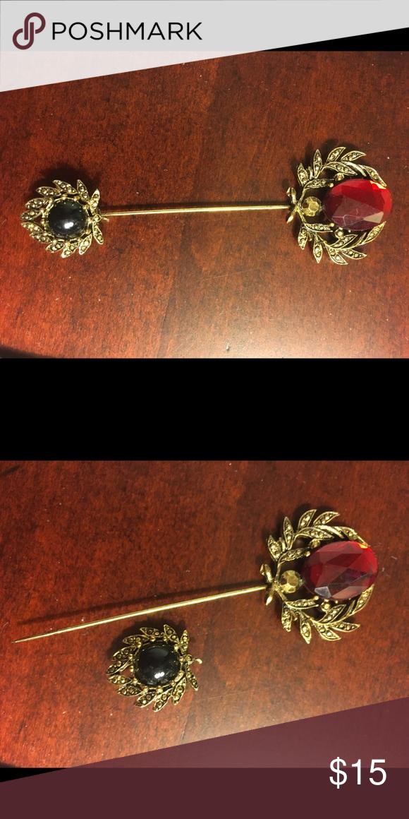 Decorative pin Decorative pin Jewelry Brooches