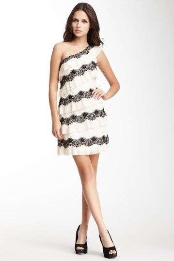 Max & Cleo Lily Knit Cocktail Dress on HauteLook
