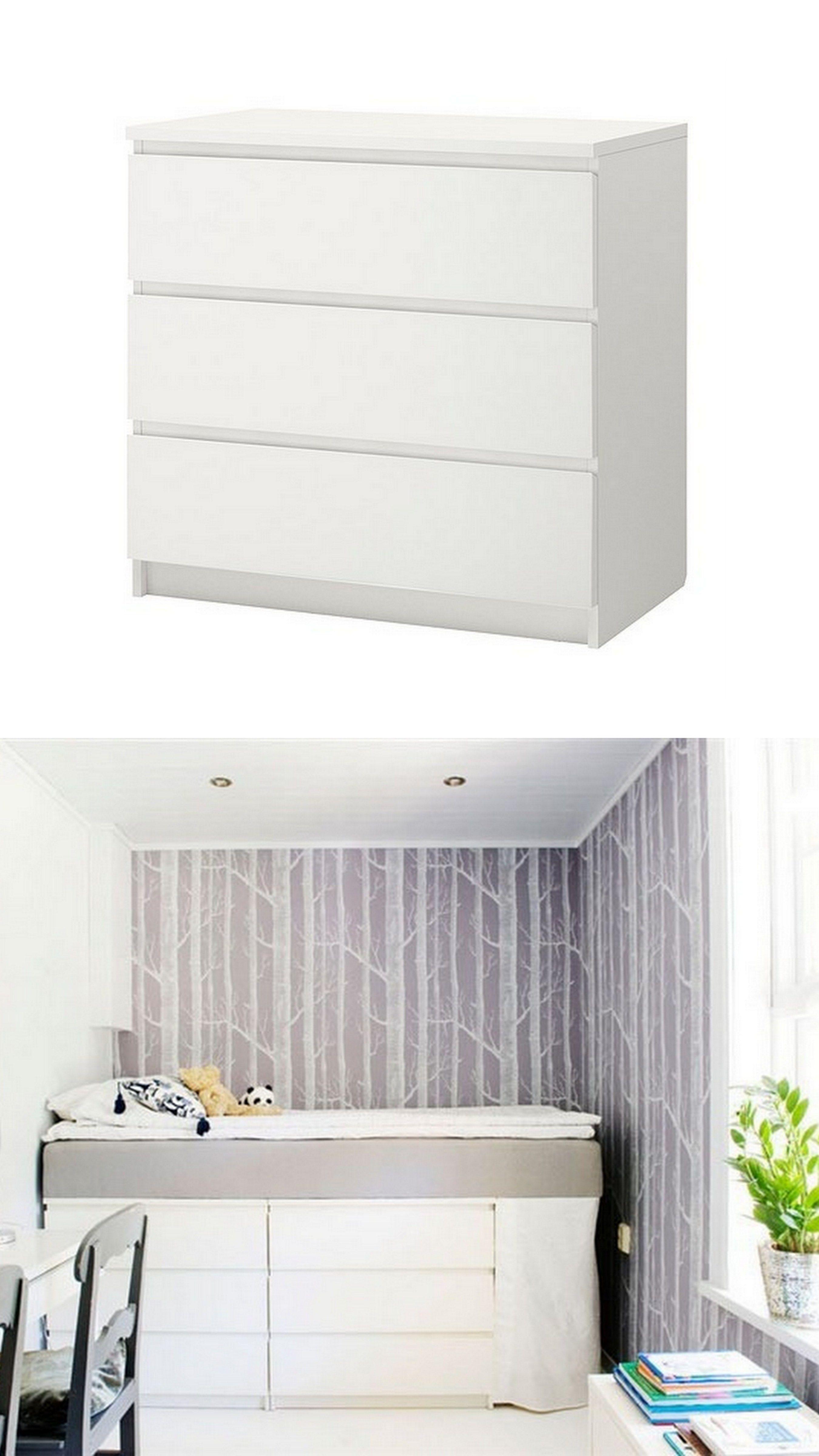 10 Totally Ingenious, Ridiculously Stylish IKEA Hacks
