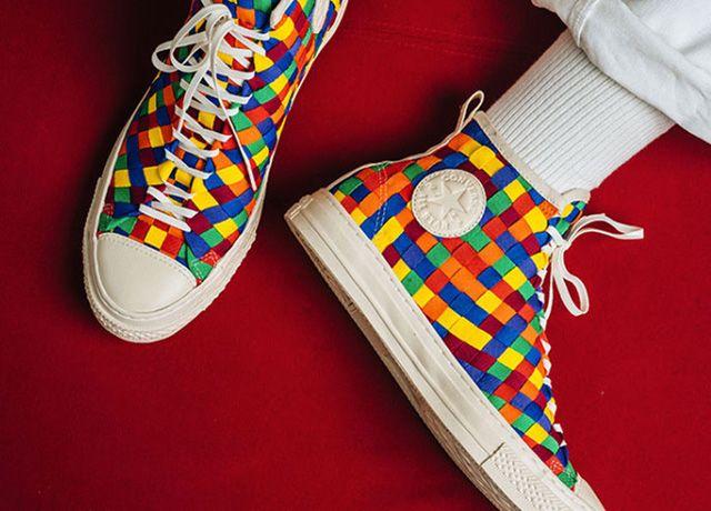 Converse Colourweave Collection