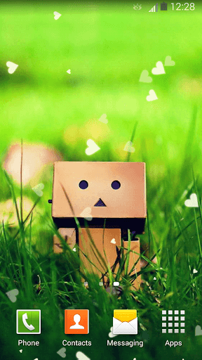 Danbo live wallpaper brings you cute live wallpapers for your danbo live wallpaper brings you cute live wallpapers for your phone that will win your heart in a second this cute cardboard robot called danbo or voltagebd Gallery