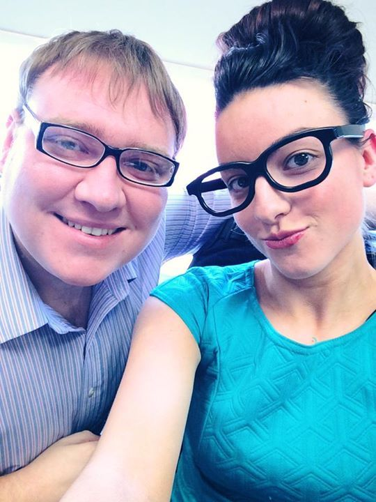 Chelsea Spooner added a new photo to Baltic Training Services's timeline — with Michael Dobson.