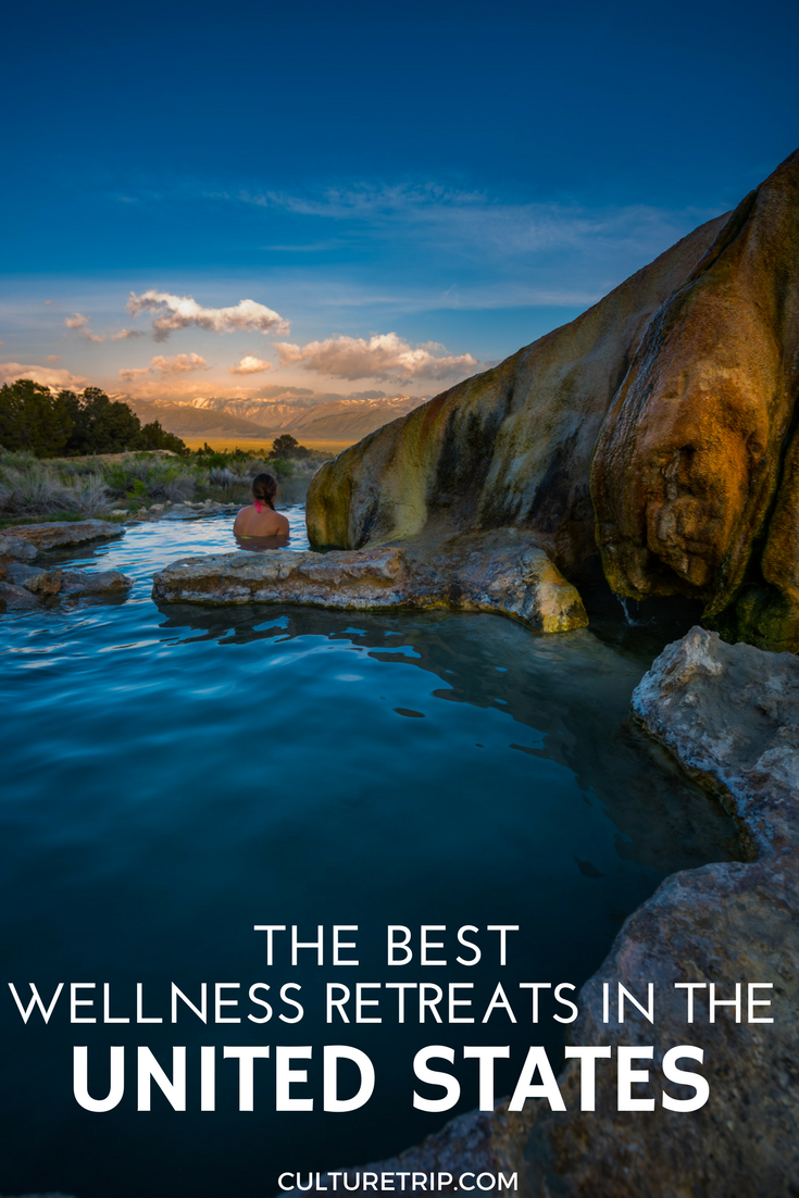 The Best Wellness Retreats In The United States Wellness Retreat United States Wellness Retreats Usa Travel Destinations