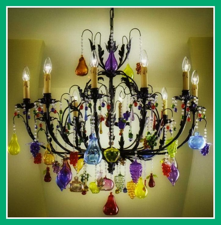 Check out this 10 light venetian chandelier with solid murano glass check out this 10 light venetian chandelier with solid murano glass fruits 318461 aloadofball Gallery