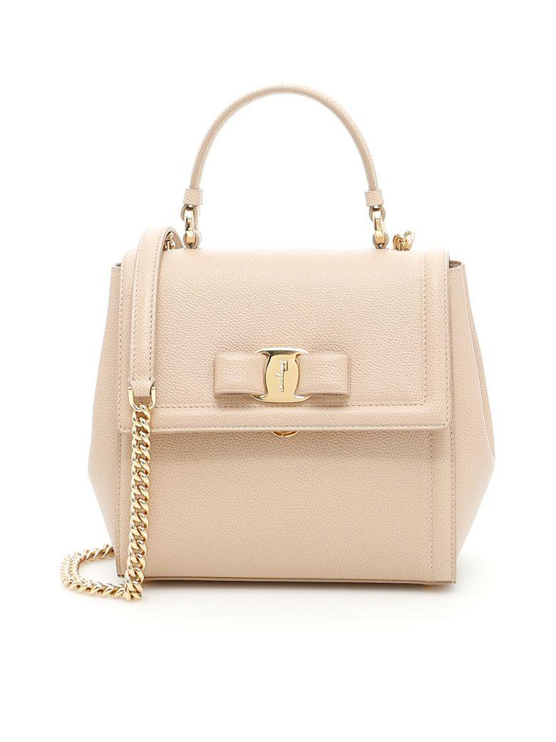 57521d0ef6 SALVATORE FERRAGAMO Carrie Bag.  salvatoreferragamo  bags  shoulder bags   hand bags  leather  lining