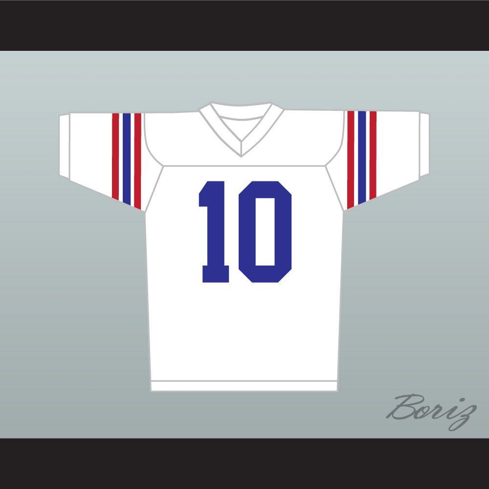 Johnny Depp Glen Lantz 10 Football Jersey I Have All Sizes And Can Change Name And Number Width Of Your Chest Width Of Your Football Jerseys Jersey Football
