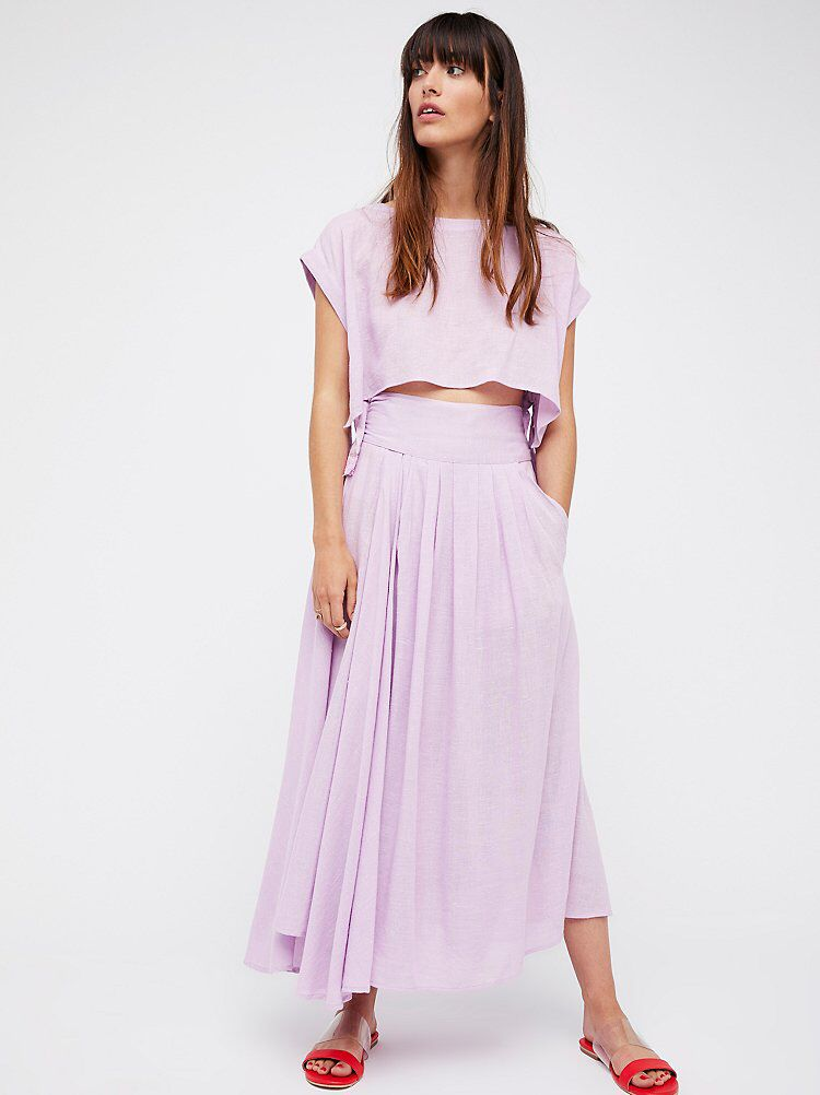 The Endless Summer Sundown Skirt Set by at Free People | Skirt set ... | title | sundown set