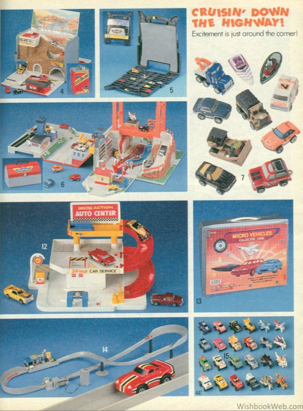 90s car toys  Pin by Felicia Drexel on Wishbook Toy Holiday Wonderland  Pinterest