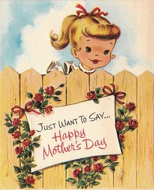Free Vintage Mother S Day Cards Clipart Mother S Day Greeting Cards Happy Mother S Day Greetings Mothers Day Cards