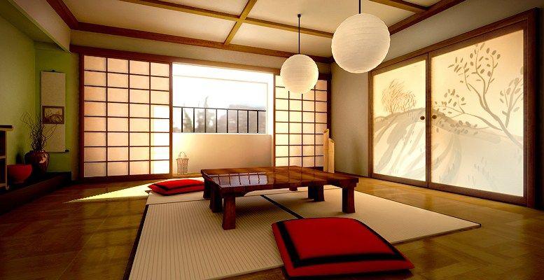 Soothing Contemporary Japanese Living Room Ideas Design Interieur Japonais Salons Japonais Interieur Japonais Moderne